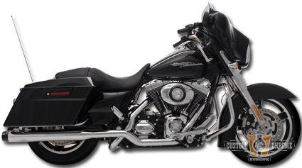 09-15 Rinehart TRUE DUAL 4'' chrome