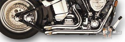 ECHAPPEMENT SANTEE SHORTY SOFTAIL DRAGPIPE