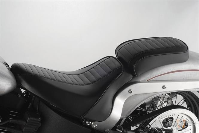 Pouf passager Daddy-O  Le Pera softail
