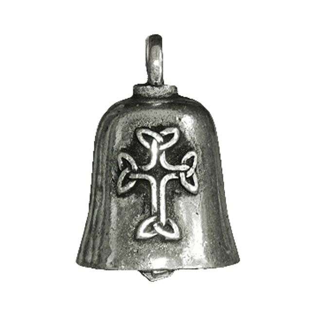 CELTIC CROSS GREMLIN BELL