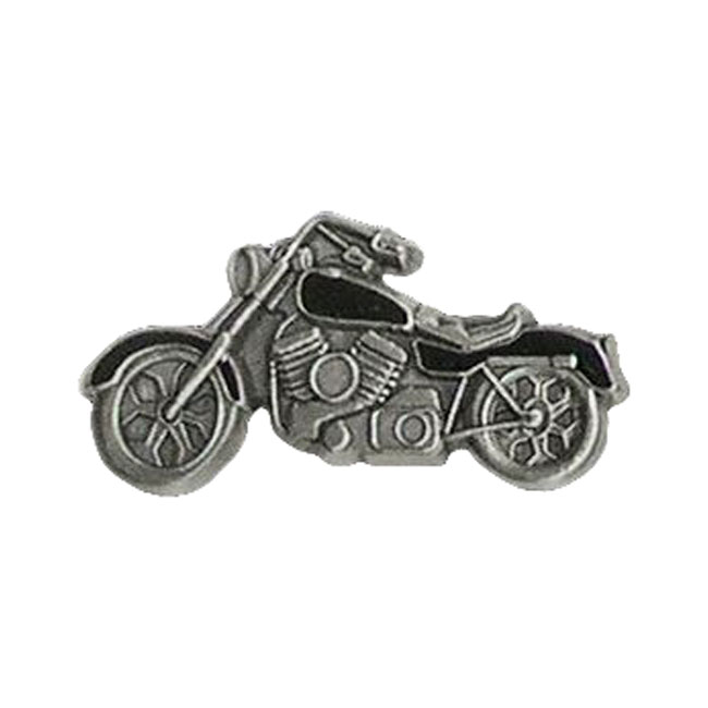 BLACK COLORED MOTORCYCLE PINS
