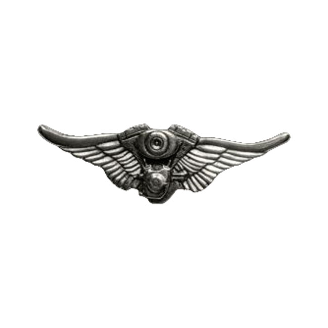 V-TWIN ENGINE WINGS PIN