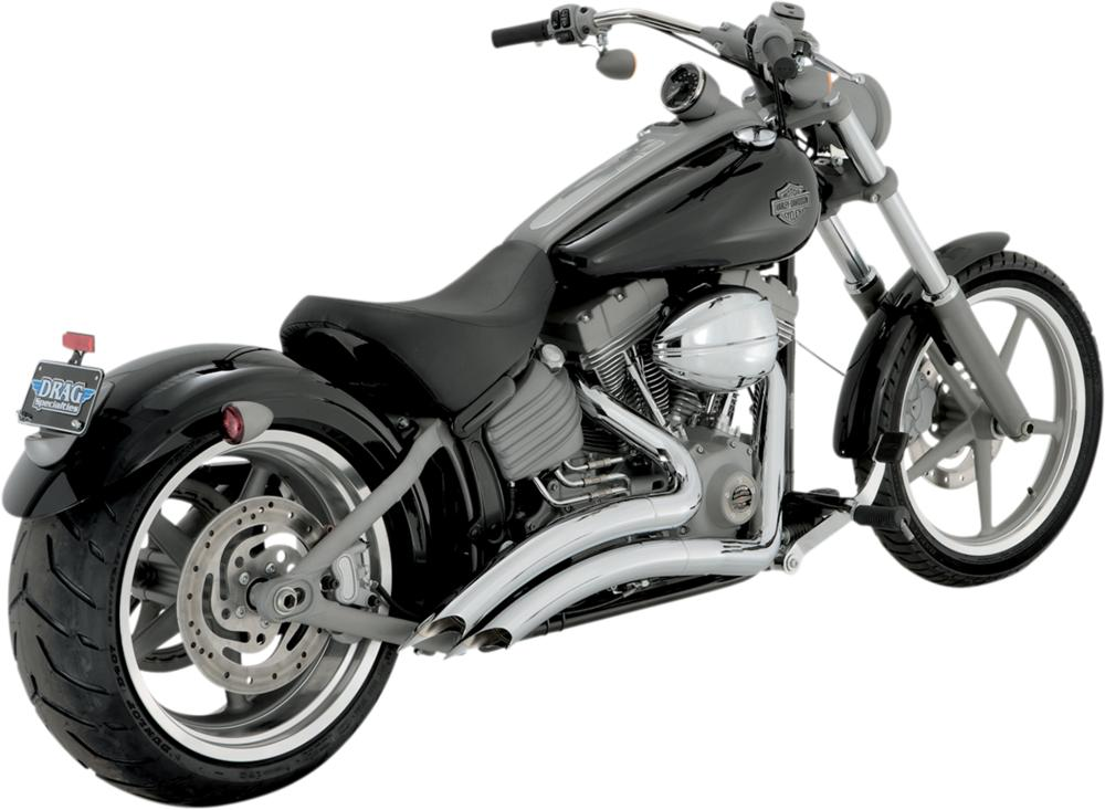 Vance Big radius Softail