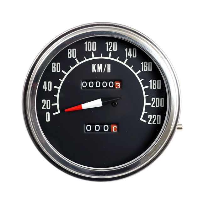 FL SPEEDOMETER, 72-84 FACE (F)