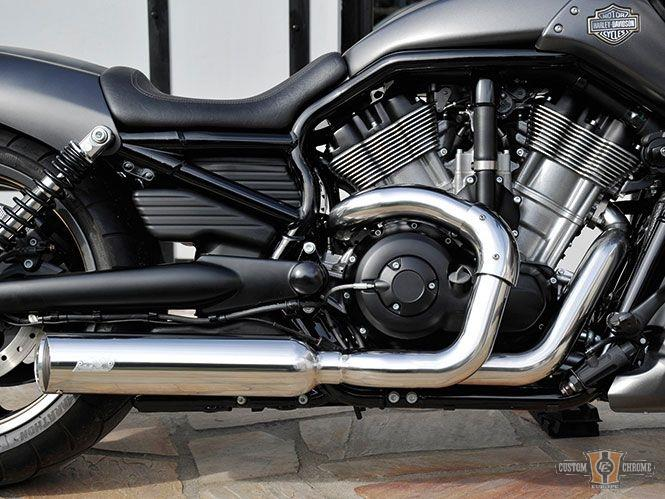 echappement BSL Muscle Bomb 7UP Exhaust System