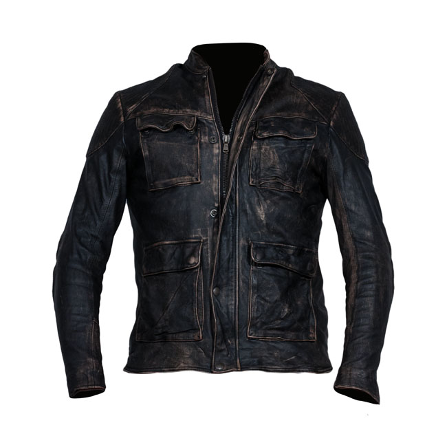 DMD SOLO RIDER LEATHER JACKET