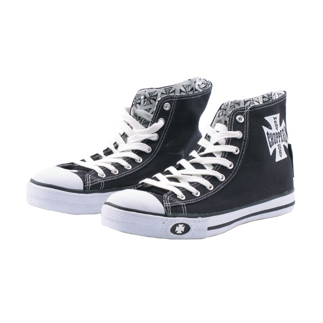 WCC BLACK/WHITE SHOES