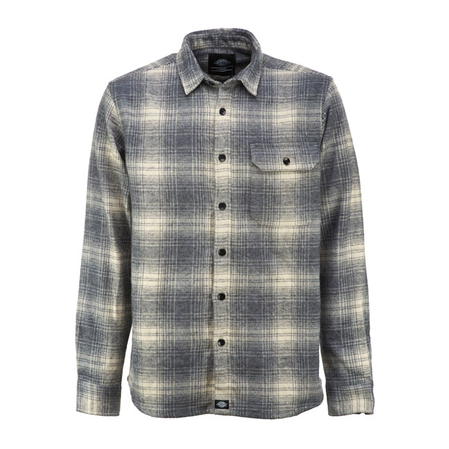 DICKIES IVYLAND SHIRT GREY