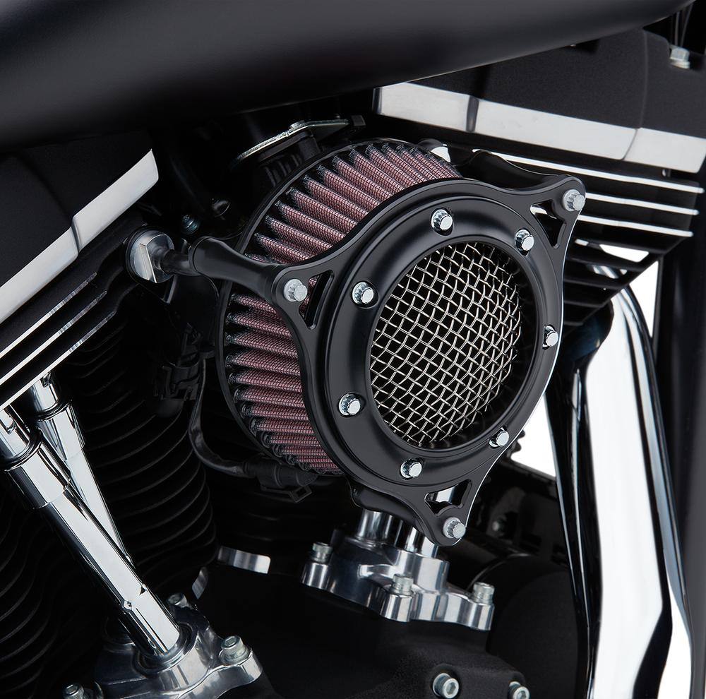 AIR CLEANER RPT BLK DRSSR