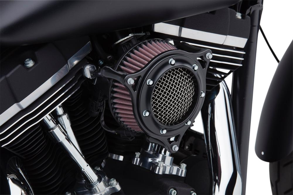 AIR CLEANER RPT BLK SFTL