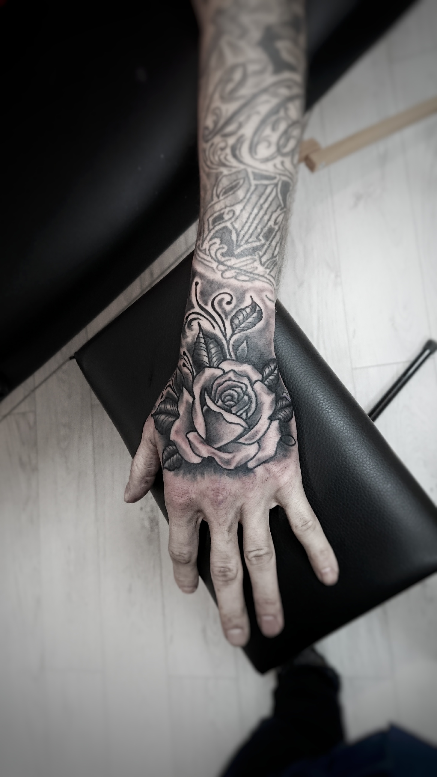 TATTOO BY MARCO