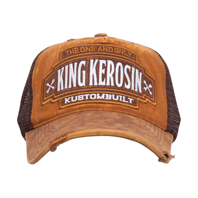 TRUCKER CAP KUSTOMBUILT