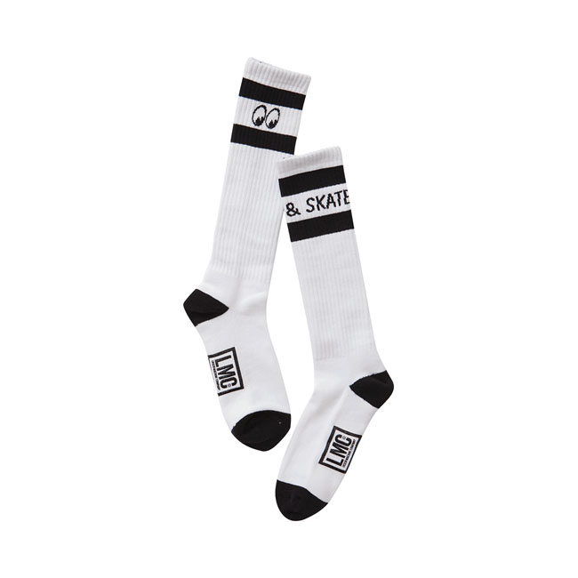 X MOONEYES TALL SOCKS