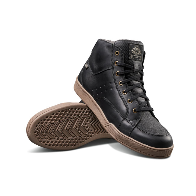 RSD shoes Fresno black/gum