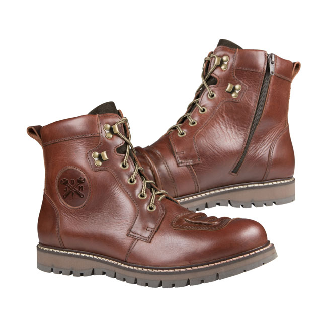 Riding boots Daytona brown CE appr.