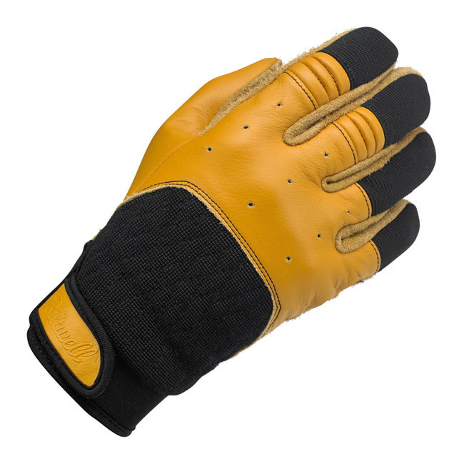 BILTWELL BANTAM GLOVES TAN/BLACK