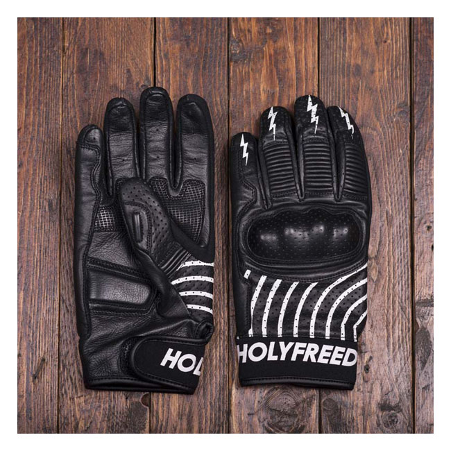 Ipnotico gloves black/white
