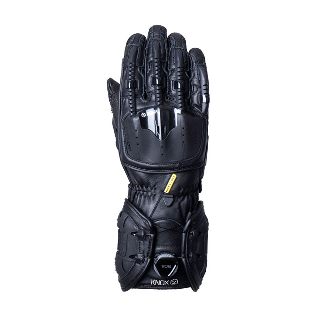 Handroid MK4 armoured gloves black